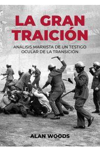 """Precompra libro """"La Gran Traición"""" (20% descuento)"""